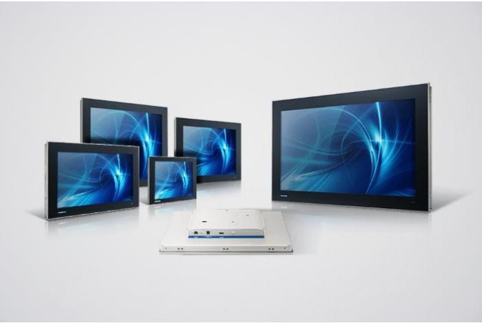 Nowa generacja monitorów przemysłowych Advantech FPM-200