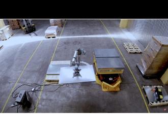 Autonomiczny robot mobilny