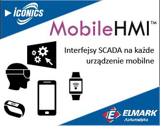 Mobilny system SCADA MobileHMI na każde urządzenie - Android iOS lub Windows Phone