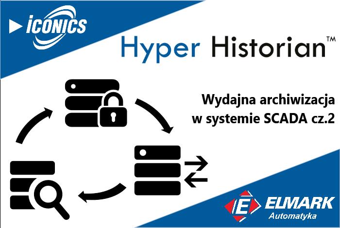 Wydajne formy zapisu i przechowywania danych w systemie SCADA