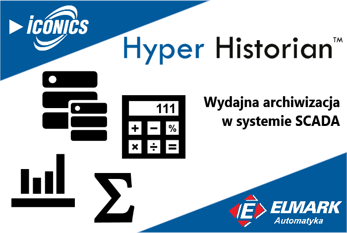 Dane historyczne w systemach SCADA/MES/ERP