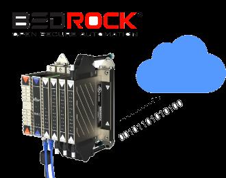 Komunikacja PLC BEDROCK z chmurą