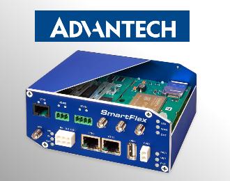 Routery Advantech - Bezpośrednia komunikacja złącza szeregowego z modułem komórkowym