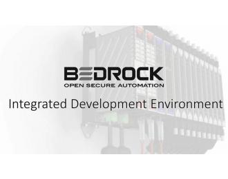 Środowisko programowania PLC od BEDROCK