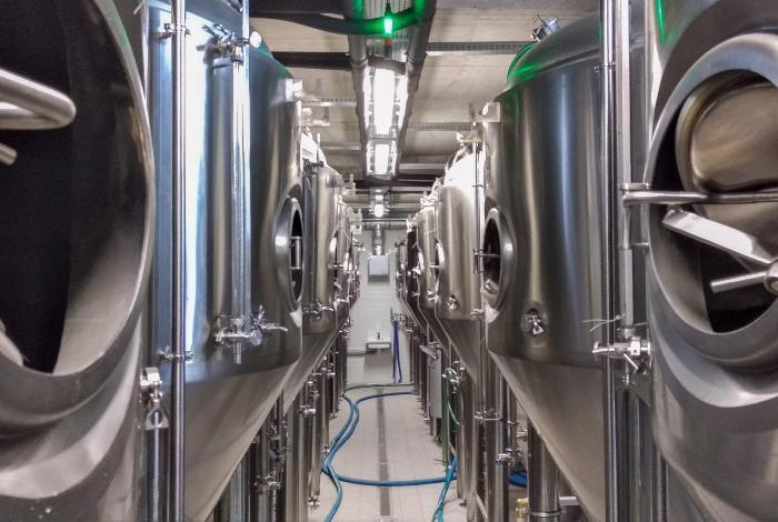 System zarządzania procesem produkcji piwa