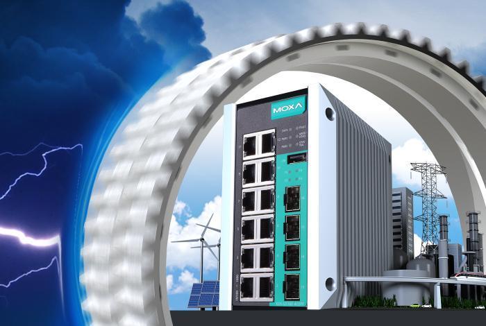 Konfiguracja sieci VLAN na urządzeniach MOXA