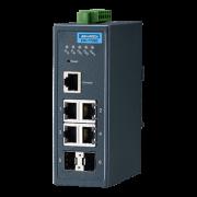 EKI-7706E-2F - Zarządzalny switch z portami SFP