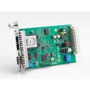 Moduł RS-232/422/485 na światłowód do systemu kasetowego NRack